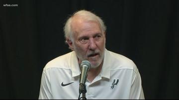 San Antonio pays tribute to Dirk before his last game of career