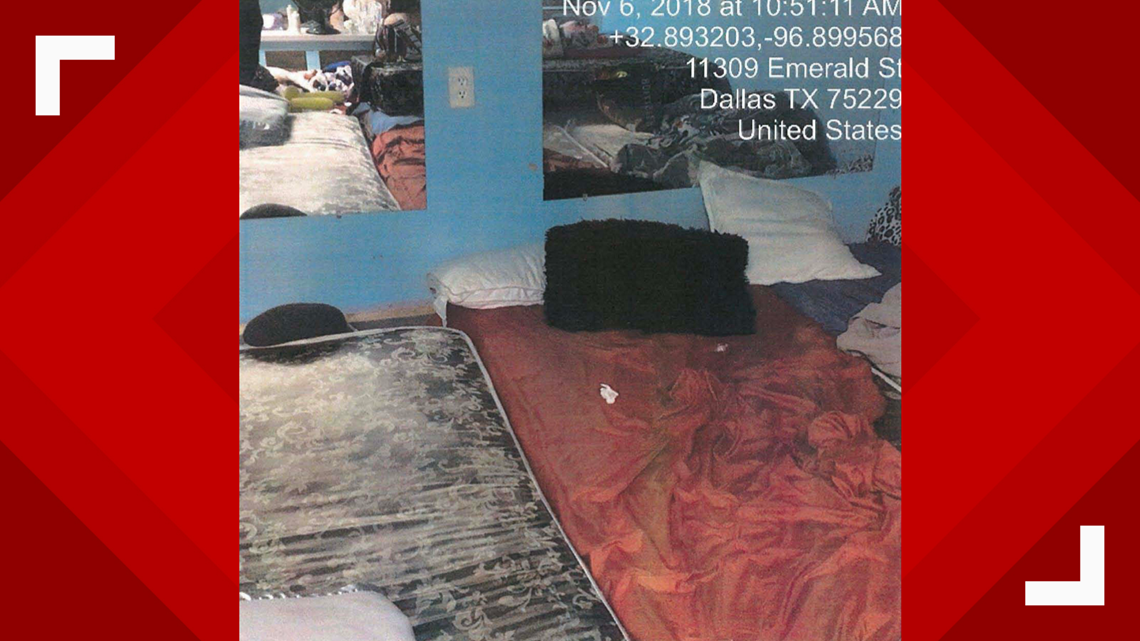 Photos in lawsuit show living conditions of warehouse where prostitution bust happened