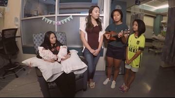 Songs of hope: Booker T. Washington student heals people through music with ukulele