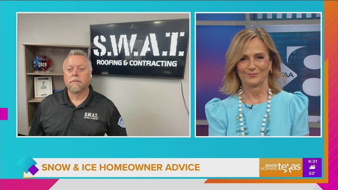 S.W.A.T. Roofing & Contracting shares advice for homeowners