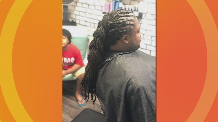 Rooted: 3 men share their experiences with hair discrimination in the workplace