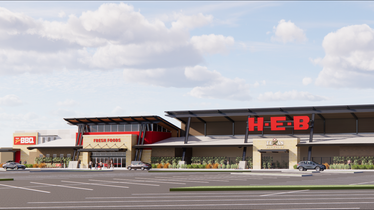 What we know about the new Plano H-E-B
