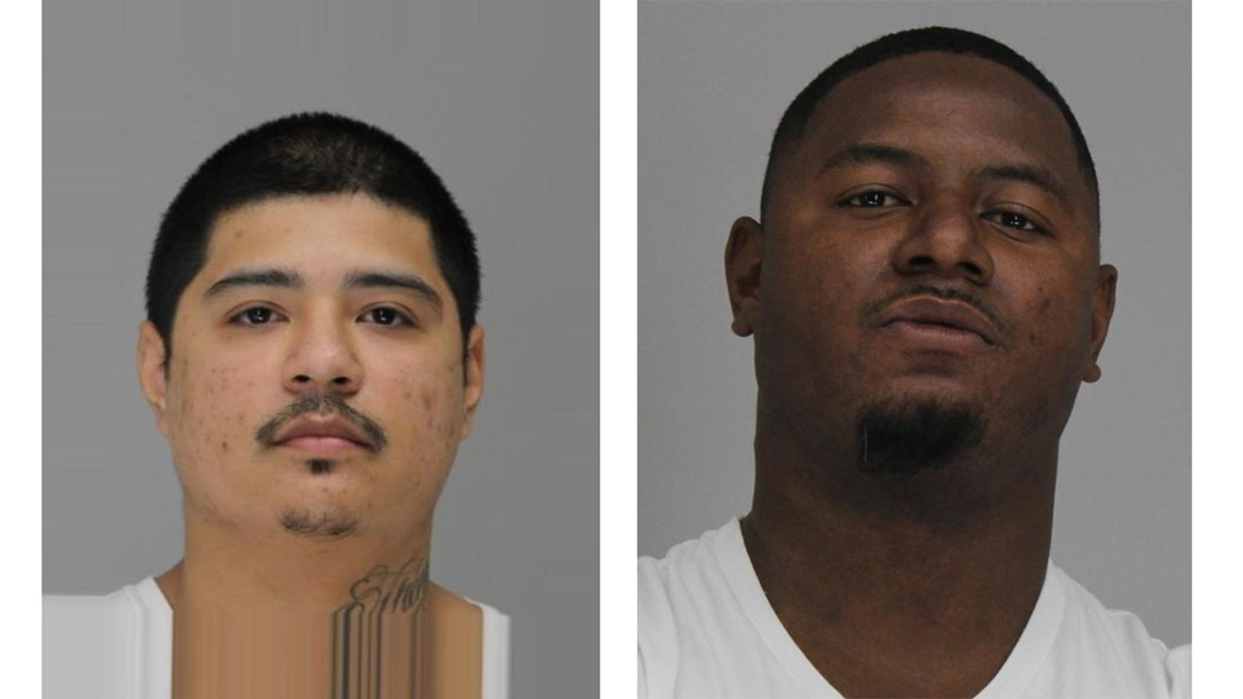 2 Dallas men arrested for sex trafficking in connection to 13-year-old rescued from Irving hotel last November