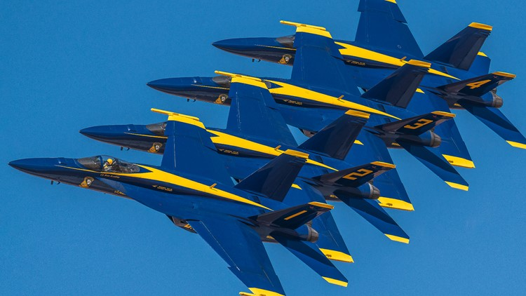 Bell Fort Worth Alliance Air Show: Thrilling air adventures, live performances and more