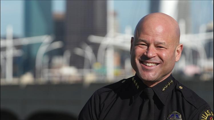 Preguntas y respuestas con el primer Latino jefe de policía en Dallas, Eddie García