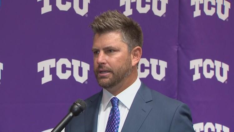 TCU names Kirk Saarloos new baseball coach