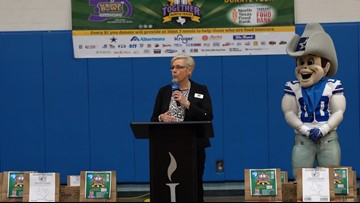 Souper Bowl of Caring  Kicks Off in North Texas