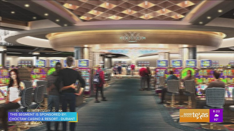 What You Can Look Forward to at Choctaw Casino & Resort-Durant