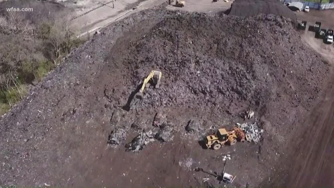 u0026 39 shingle mountain u0026 39  operator told to stop recycling until