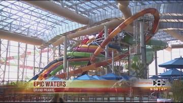 Make a splash at Epic Waters