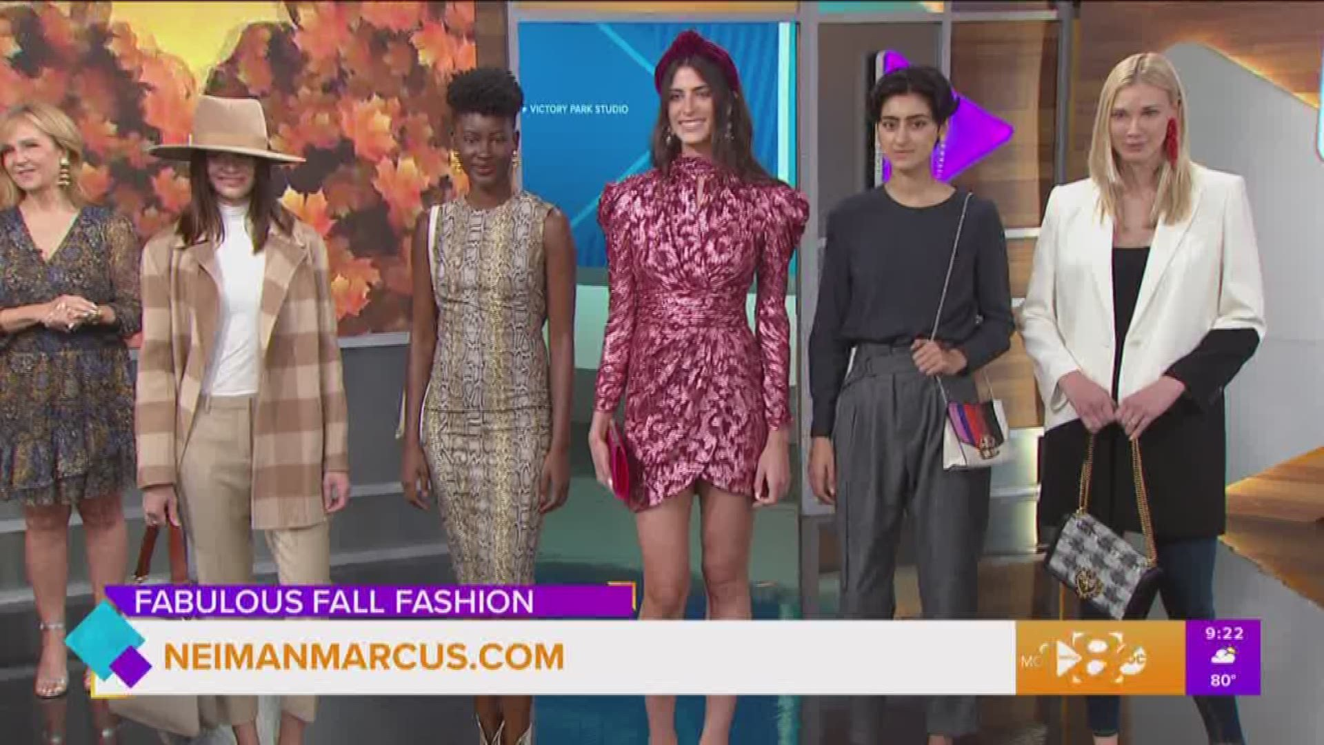 Fabulous Fall Fashion Wfaa Com