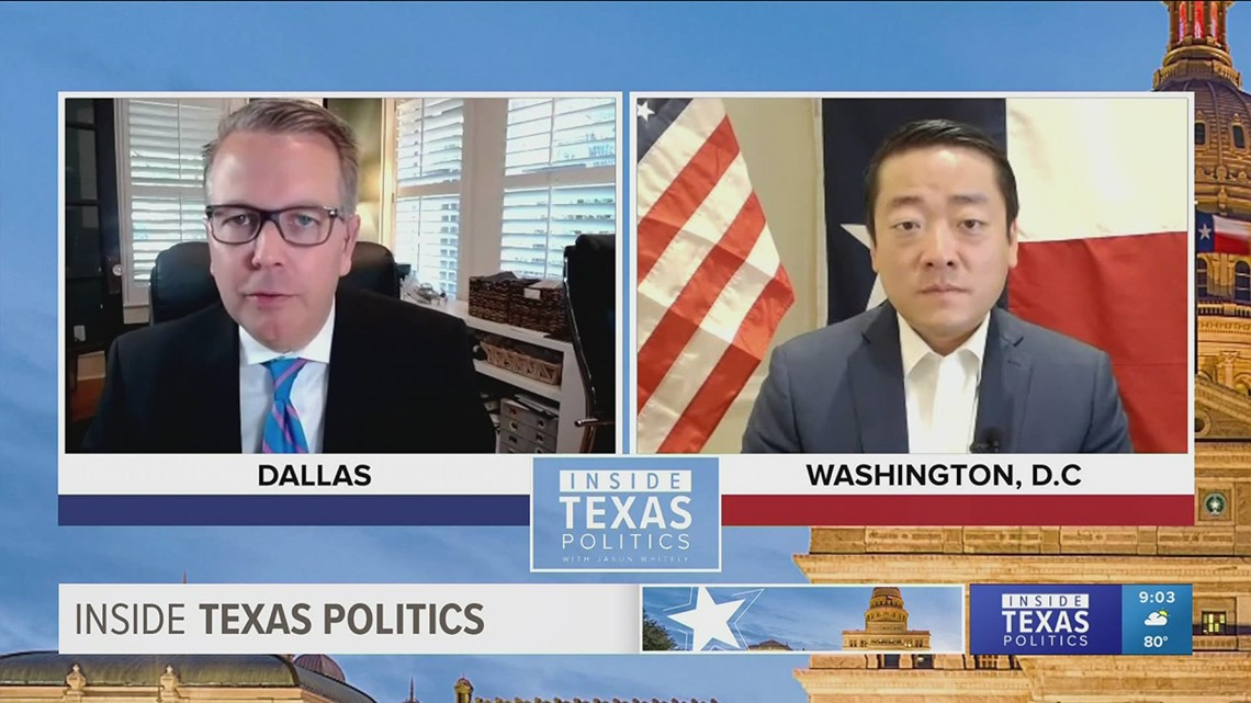 Have Texas Democrats achieved their goals on election reform while in D.C.? One rep thinks so