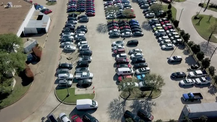 Forced financing at the car dealership: Following WFAA story, Texas regulators getting complaints about dealers who refuse outside financing