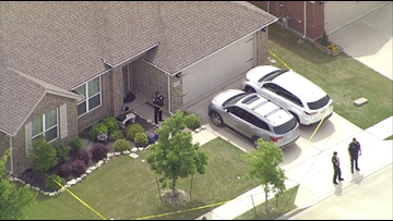 Four bodies found inside Fort Worth home
