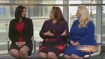 Texas in the No. 1 state in the nation for female entrepreneurs