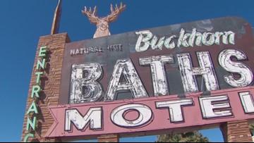 The Buckhorn Baths Motel: the root of the Cactus League