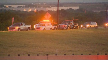 Tow truck driver killed by his own truck on I-35W