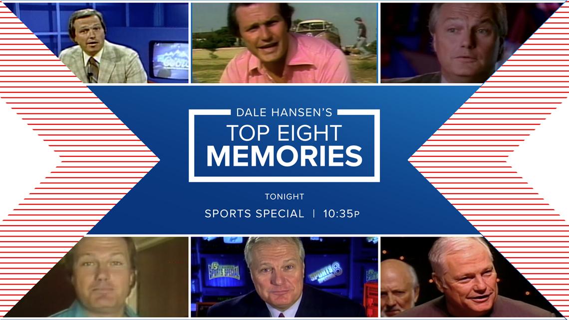 Dale Hansen S Top 8 Wfaa Memories No 1 Michael Sam Wfaa Com