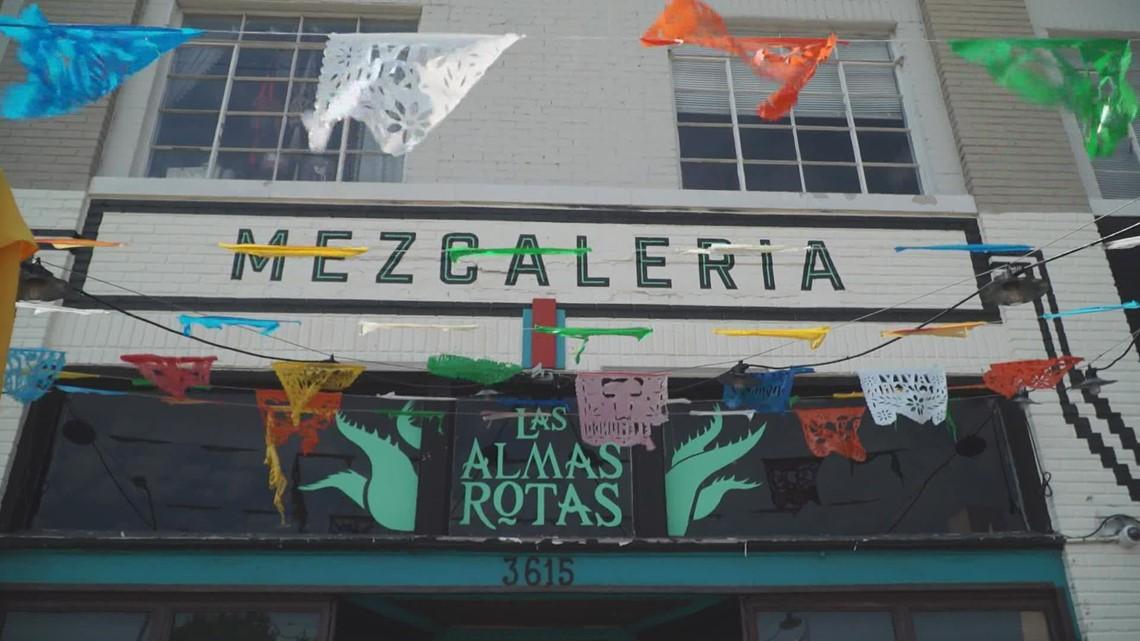 Fair Park mezcalaria serves as place to learn more about families that produce mezcal