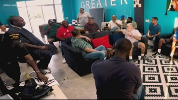 TGITexas: At monthly gathering, men talk about faith and forgiveness following Amber Guyger trial