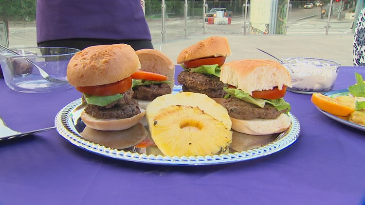 Wellness Wednesday: What to put on the grill for a healthy meal