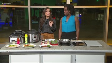 Wellness Wednesday: Healthy family meals in 5 minutes