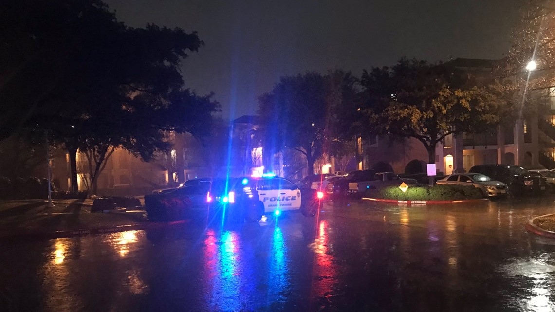 Man killed in officer-involved shooting, Grand Prairie police say