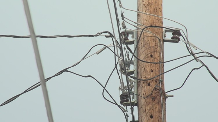Who gets stuck with the unpaid bills from electric companies in February's Texas winter storm?