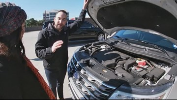 Top three tips to prep your car for the cold weather