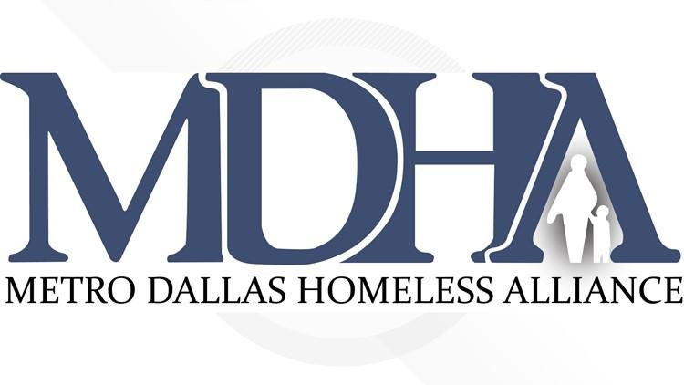 Dallas nonprofit announces $10 million goal met for homeless rehousing program