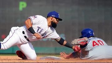 'It's gonna be a long season': Rangers drop season opener to Cubs, 12-4