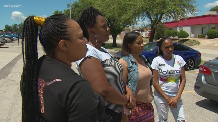 Teens beaten, stomped, and dragged by crowd in Fort Worth