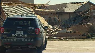 Dallas ISD superintendent discusses damaged schools after tornado