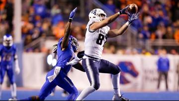 Cowboys NFL Draft Profile: Utah St TE Dax Raymond