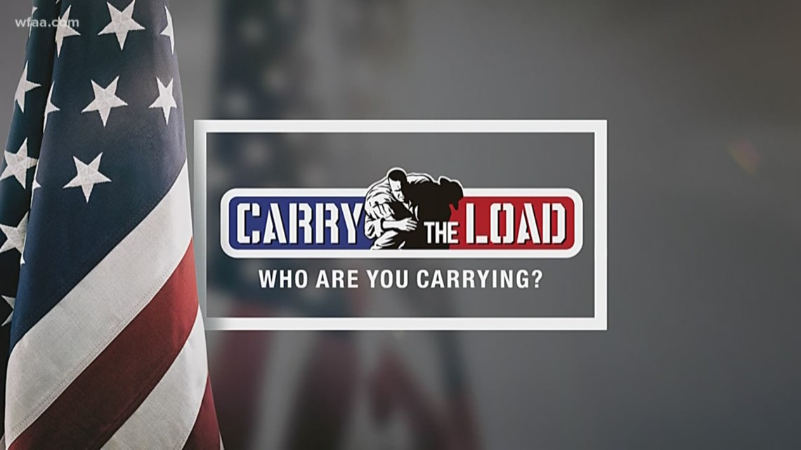 Carry the Load: Honoring our veterans