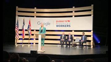 Ivanka Trump and Google commit to White House job training initiative