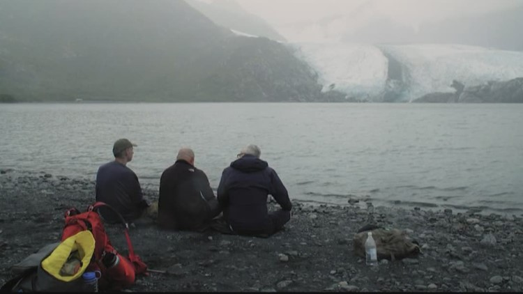VERIFY: We take a climate change skeptic to Alaska, Part 1