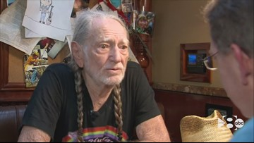 From Waylon to weed: 5 questions with Willie Nelson