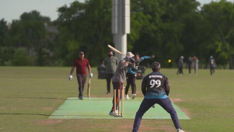 'I breathe cricket': The love of cricket brews in North Texas