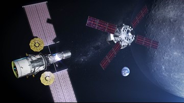 NASA Administrator brings moon return mission sales pitch to North Texas