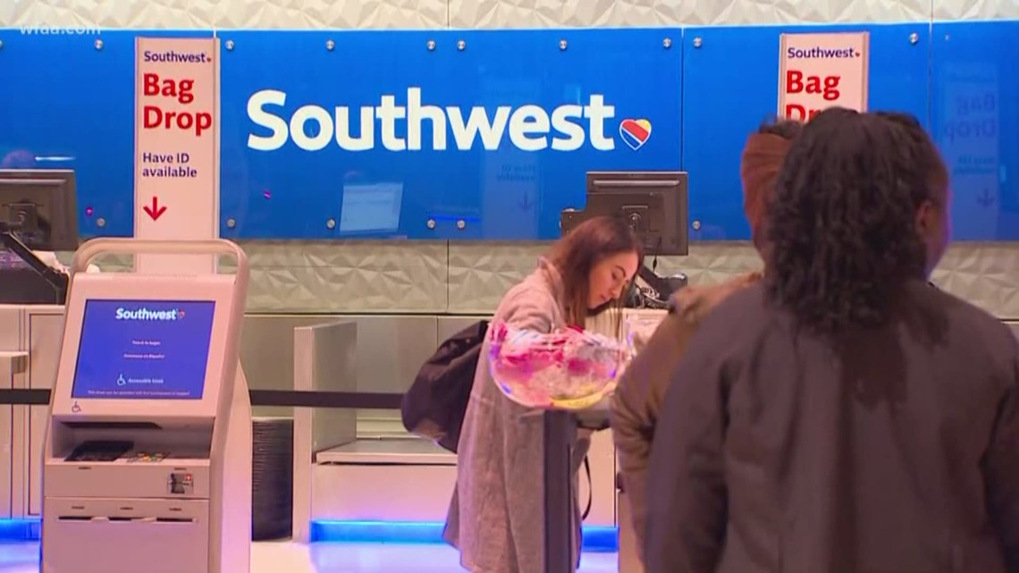 Southwest Airlines experiences computer glitch Friday