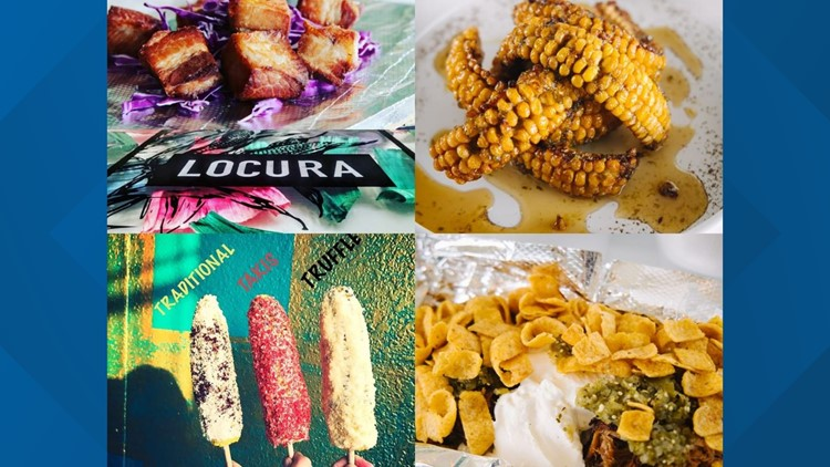 'We are down but not out': Locura Small Bites, known for creative elote, in search of new location