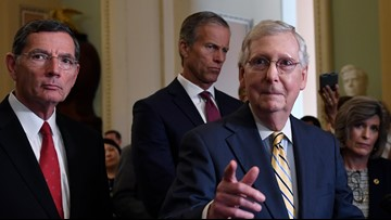 McConnell equates his ancestors' slave ownership to Obama's