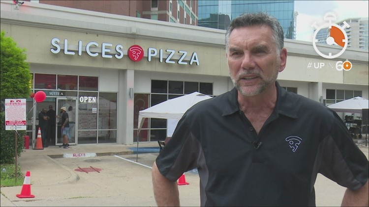 Up in 60: Former mafia boss brings new pizza joint to Dallas