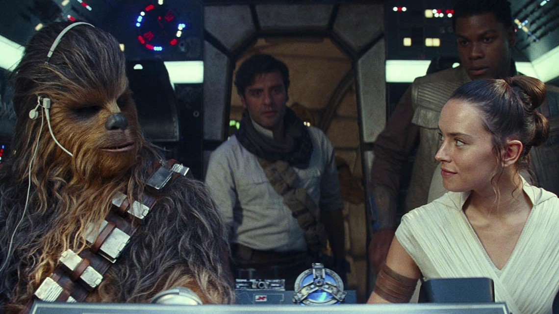 Review: 'Star Wars: The Rise of Skywalker'