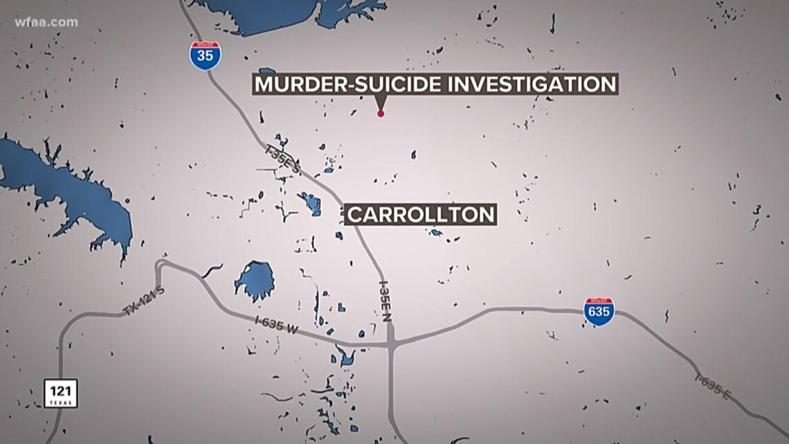 Police investigating murder-suicide in Carrollton
