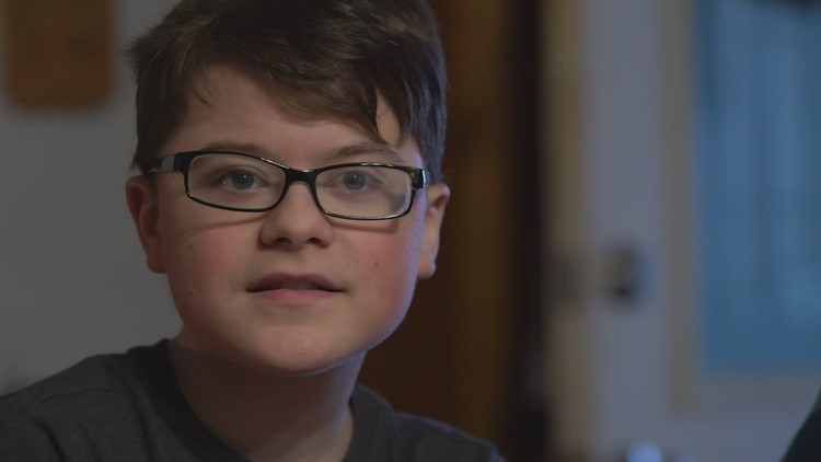Brayden's heart: A 12-year-old with a pacemaker and his message of hope to other pediatric heart patients