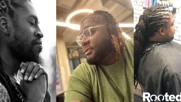 Rooted: 3 North Texas men with loc'd hairstyle were told 'cut your hair to get the job'