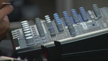 Wylie East High School offers popular music industry class