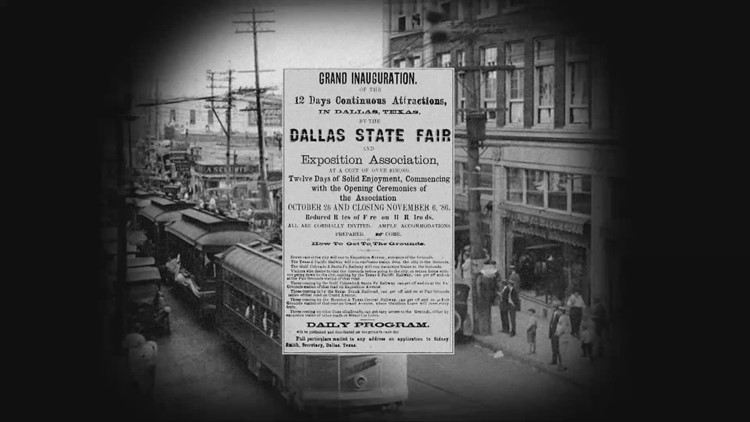 Taking a look back at the history of the State Fair of Texas